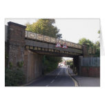 Puente ferroviario del camino de Ospringe, Faversh Felicitación