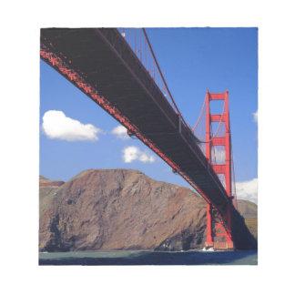 Puente Golden Gate 10 Libretas Para Notas