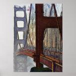 Puente Golden Gate - 20x28 Poster