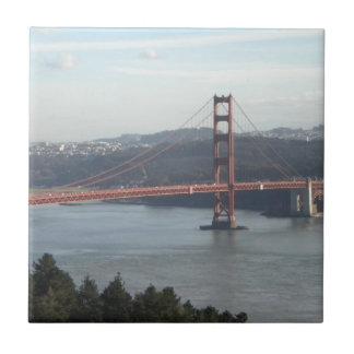 Puente Golden Gate Azulejo Cerámica