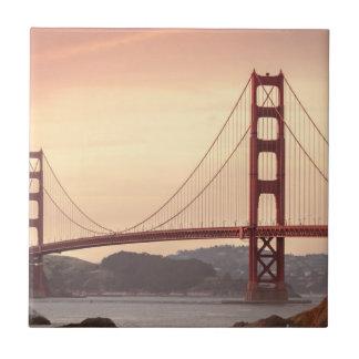 Puente Golden Gate Azulejo Ceramica