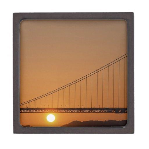 Puente Golden Gate Caja De Joyas De Calidad