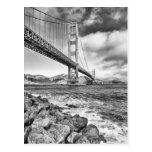 Puente Golden Gate, California Tarjeta Postal