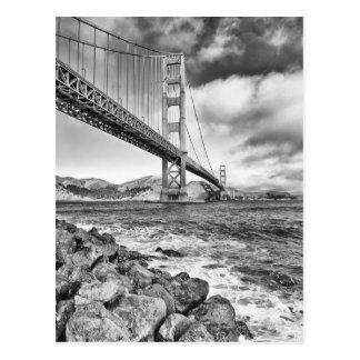Puente Golden Gate California Tarjeta Postal