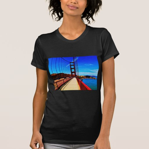Puente Golden Gate Camisas
