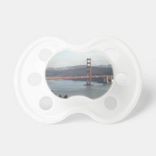 Puente Golden Gate Chupete