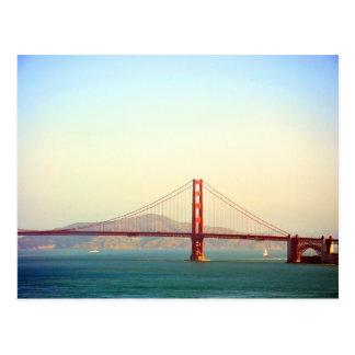 Puente Golden Gate de la postal