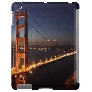 Puente Golden Gate de los promontorios de Marin