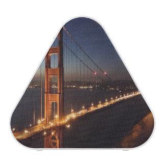 Puente Golden Gate de los promontorios de Marin Altavoz Bluetooth