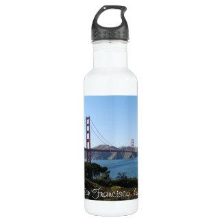 Puente Golden Gate de San Francisco Botella De Agua De Acero Inoxidable
