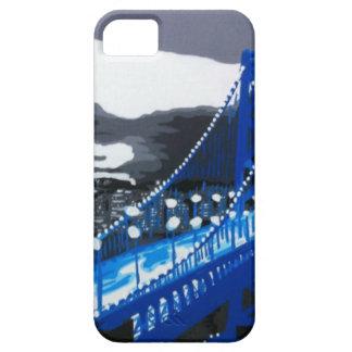 Puente Golden Gate del caso de Iphone Funda Para iPhone 5 Barely There