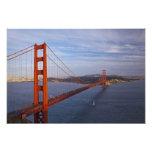 Puente Golden Gate del Marin Fotografias