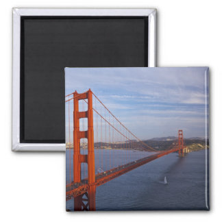 Puente Golden Gate del Marin Imán Cuadrado