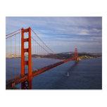 Puente Golden Gate del Marin Tarjeta Postal