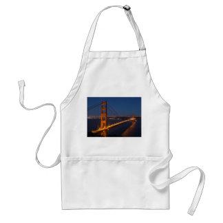 Puente Golden Gate Delantal