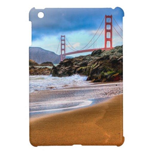 Puente Golden Gate en la puesta del sol