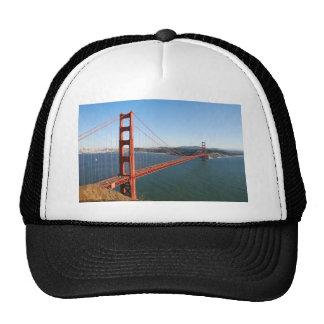 Puente Golden Gate en San Francisco Gorro De Camionero