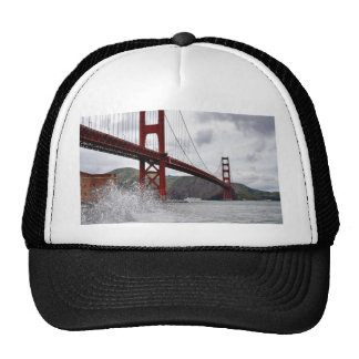 Puente Golden Gate en San Francisco visto de fuert Gorro