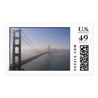 Puente Golden Gate Estampilla