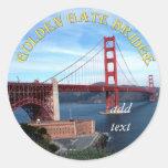 Puente Golden Gate Etiquetas
