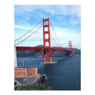 Puente Golden Gate Tarjeton