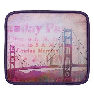 Puente Golden Gate Funda Para iPads