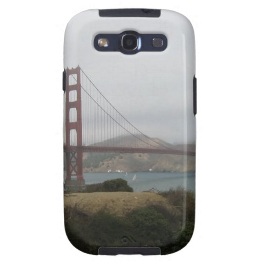 Puente Golden Gate Galaxy S3 Fundas