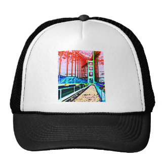 Puente Golden Gate Gorros Bordados