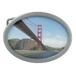 Puente Golden Gate Hebillas De Cinturon Ovales