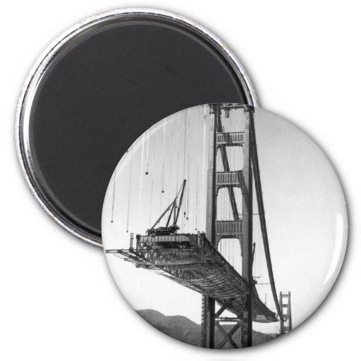 Puente Golden Gate I Iman De Frigorífico