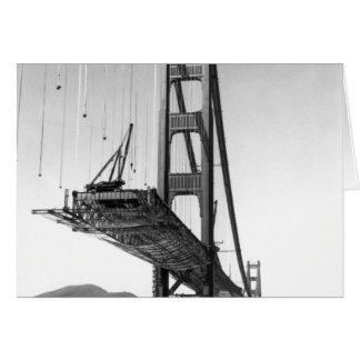 Puente Golden Gate I Tarjeta De Felicitación