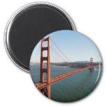 Puente Golden Gate Imán De Frigorífico