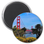 Puente Golden Gate Iman Para Frigorífico