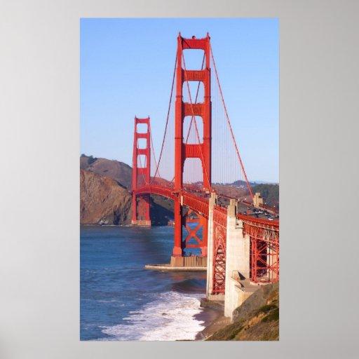 Puente Golden Gate Impresiones