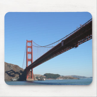 Puente Golden Gate Mousepad de San Francisco Tapete De Ratones