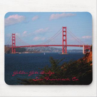 Puente Golden Gate Mousepad Alfombrilla De Raton