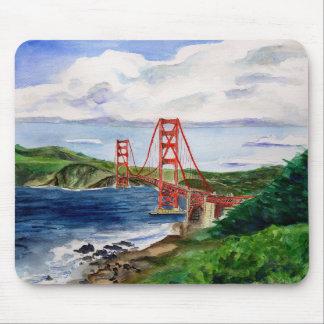 Puente Golden Gate Mousepad Tapete De Ratón