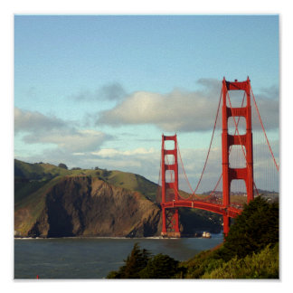 Puente Golden Gate Posters
