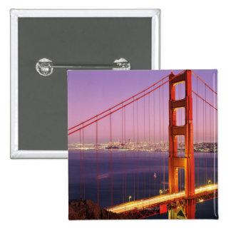 Puente Golden Gate Pins