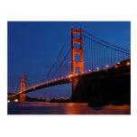 Puente Golden Gate Postales