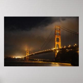 Puente Golden Gate, poster