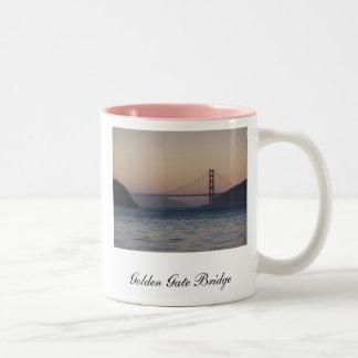 Puente Golden Gate puente Golden Gate San Fra… Tazas De Café