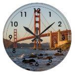Puente Golden Gate Reloj