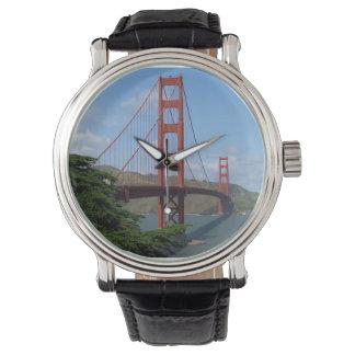Puente Golden Gate Reloj De Mano