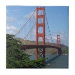 Puente Golden Gate, San Francisco Azulejo Ceramica