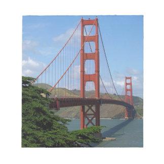 Puente Golden Gate, San Francisco Blocs