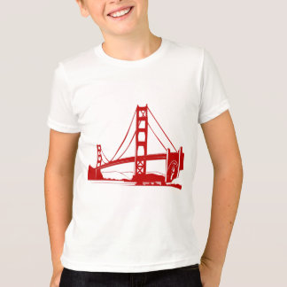 Puente Golden Gate - San Francisco, CA Camisas