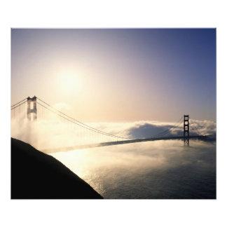 Puente Golden Gate, San Francisco, California, 2 Fotos