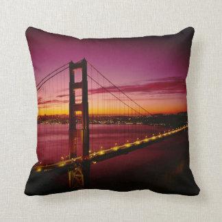 Puente Golden Gate, San Francisco, California 3 Cojín