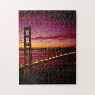 Puente Golden Gate, San Francisco, California 3 Puzzle Con Fotos
